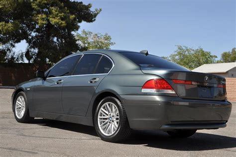 2003 Bmw 745i Sedan 185071