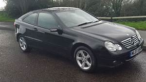 Mercedes 220 Coupe : mercedes benz c class coupe 2004 2009 c203 facelift 2 1 c220 cdi se 2dr in poole dorset ~ Gottalentnigeria.com Avis de Voitures