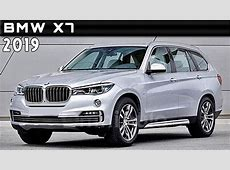 2019 BMW X7 SUV Release Date And Price – BMW is lastly