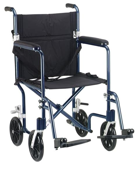 transport chair or wheelchair 19 quot flyweight lightweight transport wheelchair adaptive