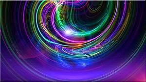 Purple, Fractal, Hd, Wallpaper