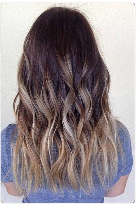 Ash Ombre Mane Interest