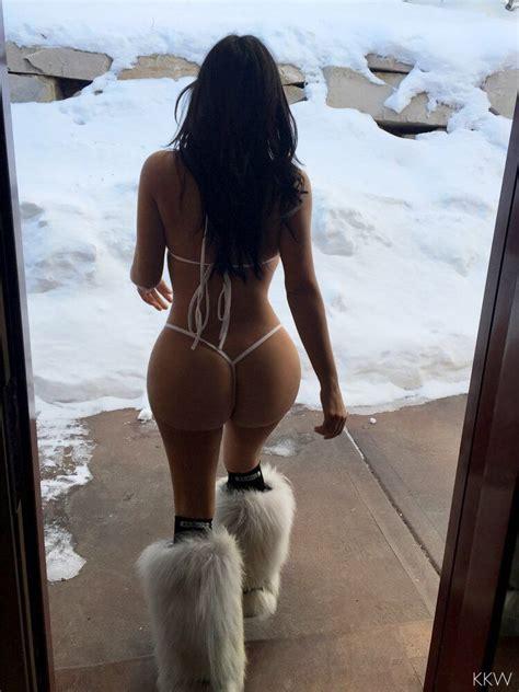 Kim Kardashian Nude The Fappening