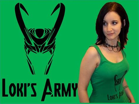 Lokis Army Tank Top Geek Loki Marvel Fashion Tank Tops