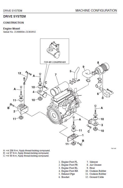 takeuchi tl crawler loader workshop manual