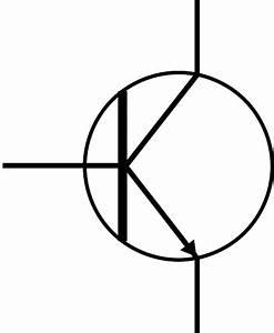 Transistor Symbol  U00b7 Free Vector Graphic On Pixabay