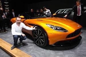 Nouvelle Aston Martin : aston martin db11 la plus belle du salon de gen ve 2016 l 39 argus ~ Maxctalentgroup.com Avis de Voitures
