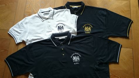 Embroider Polo Shirt Template by Design Your Own Embroidered Polo Shirts Fashionarrow