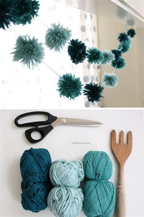 diy yarn crafts tutorials ideas   home