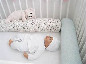 Cale Bebe Lit : ab2 r ducteur de lit boudin cale b b tour de lit b b ~ Premium-room.com Idées de Décoration