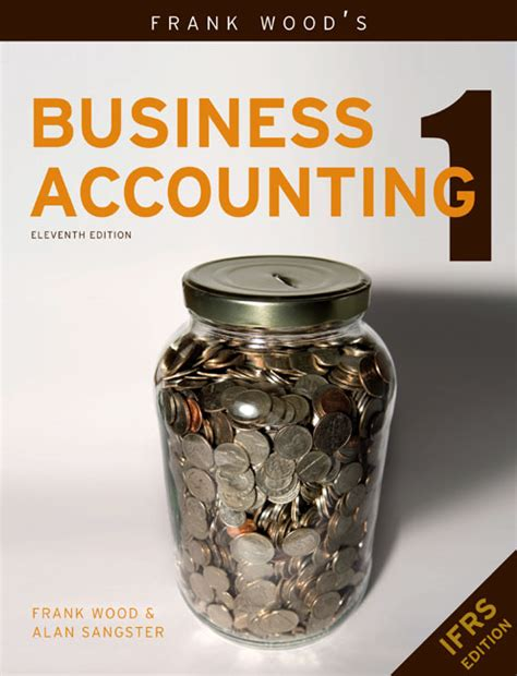 pearson education frank woods business accounting volume