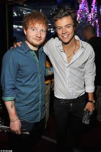 Ed Sheeran claims Harry Styles is well-endowed | Daily ...