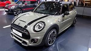 Mini Cooper 2018 : 2018 mini cooper s 5d exterior and interior auto show ~ Nature-et-papiers.com Idées de Décoration