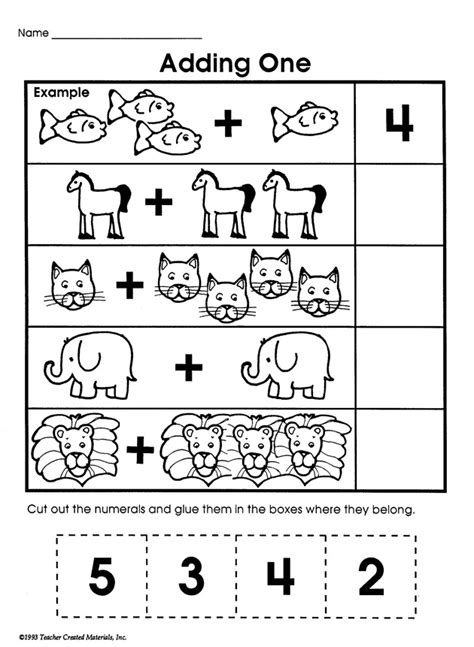 13 Best Images Of Counting Objects Kindergarten Math Worksheets  Count Objects And Write Number