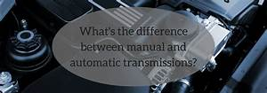 Differences Between Manual And Automatic Transmissions