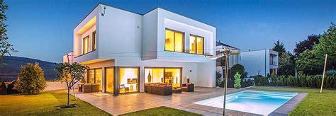 Moderne Deutsche Häuser effizienzhaus55 info eine informationsseite okal haus