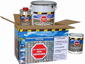 Kit D Étanchéité Sous Carrelage : kit complet d 39 tanch it transparente pour carrelage ~ Melissatoandfro.com Idées de Décoration