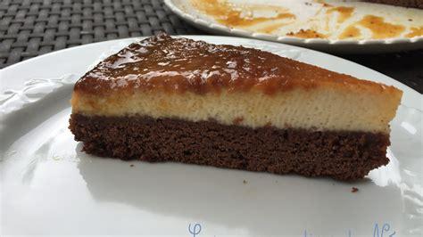 g 226 teau magique chocolat et flan caramel les gourmandises de n 233 mo