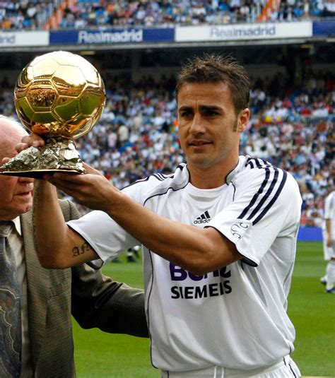 Fabio Cannavaro Ballon d'Or