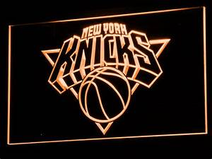 New York Knicks LED Neon Sign