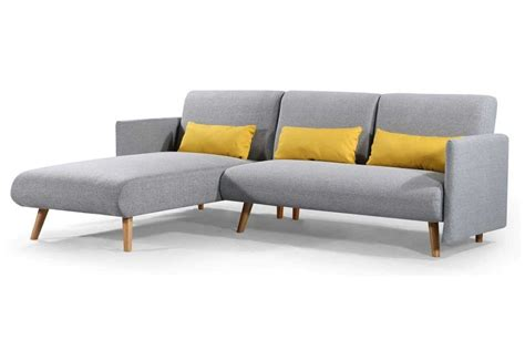 Sofa Beds Los Angeles by Los Angeles Grey Sofa Bed Chaise