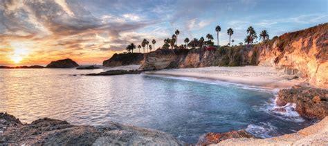 Middle Man Cove, Laguna Beach, CA - California Beaches