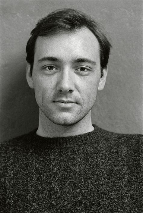 A Young Kevin Spacey 1980s Bored Panda