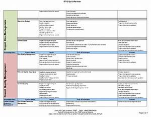 Itto Chart Pmp Pdf