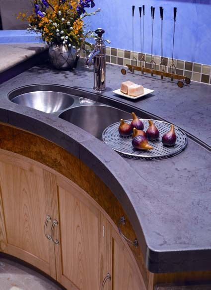 Polishing Countertops - 15 best ideas about polished concrete countertops on