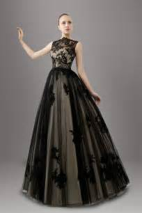 black lace bridesmaid dresses stunning black lace overlay tulle a line wedding dress dress journal