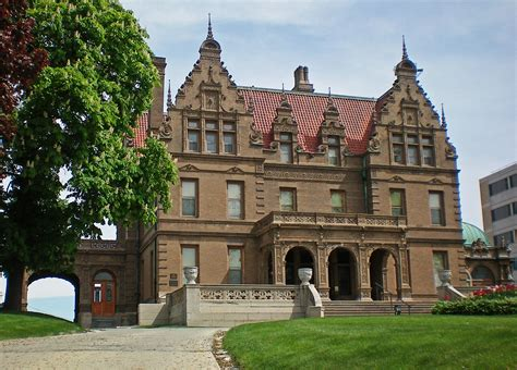 Gilded Age Milwaukee Mansion the Link to Pabst, the Man
