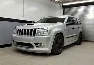 Ebay  2007 Jeep Grand Cherokee Srt  Custom Touches Throughout    Garage