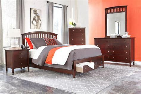 Mason 5 Piece Queen Bedroom Set At Gardner White