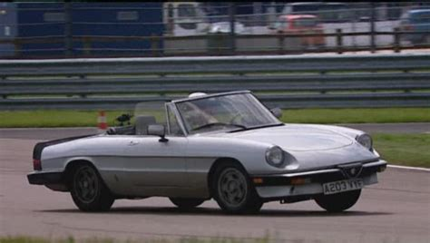 Alfa Romeo Top Gear by Imcdb Org 1984 Alfa Romeo Spider 2 0 In Quot Top Gear 2002 2015 Quot