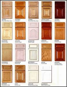 Kitchen Cabinet Door Styles and Shapes to Select - Home