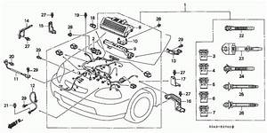 1997 Honda Civic Parts Diagram