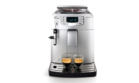 Espresso Machine Groupon by Saeco Intelia Automatic Espresso Machine Groupon