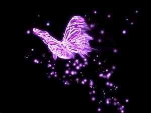 Violet Fire Butterfly by Escamandros on DeviantArt