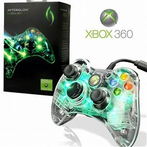 Manette Xbox 360 Occasion : manette xbox 360 filaire afterglow verte x360 accessoire occasion pas cher gamecash ~ Medecine-chirurgie-esthetiques.com Avis de Voitures
