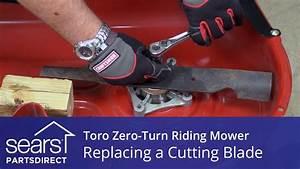 How To Replace A Toro Zero