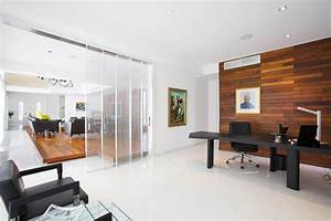 luxurious design of minimalist home office interior With interior design for home office