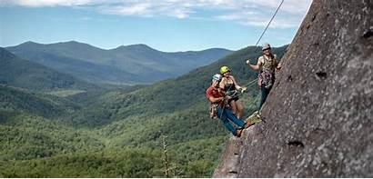 Climbers Camp Training Mountain Carolina Climbing Rock