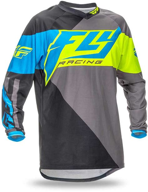 motocross jersey 2016 fly racing f 16 jersey motocross dirtbike mx atv