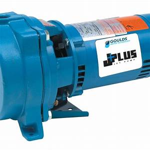 Back Pullout Pump Design Goulds J10 1 Hp Deep Well Jet Pump Partridge Well Drilling