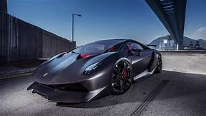 Lamborghini Sesto Elemento Full HD Wallpaper and ...