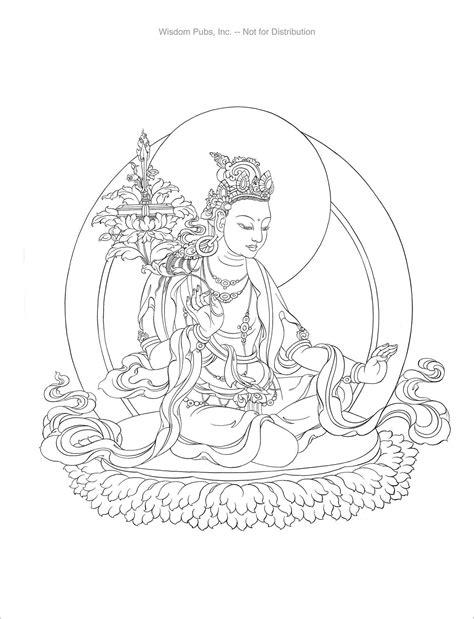coloring  meditation book  tashi dhargyal