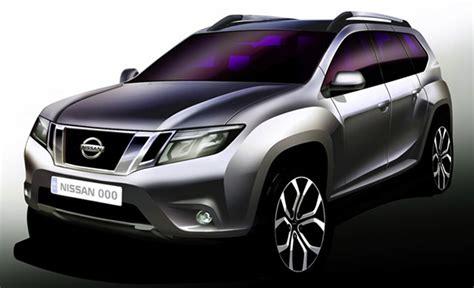 Nissan Announces A Dusterbased Suv  Car Magazine