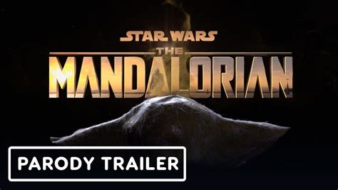 The Mandalorian Season 2 Parody Trailer