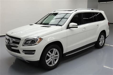 See kelley blue book pricing to get the best deal. 2015 Mercedes-Benz GL-Class GL 450 4MATIC AWD GL 450 4MATIC 4dr SUV for Sale in Houston, Texas ...