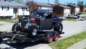 1947 Chevy Truck Rat Rod 4 Link Pro Street Or Drag